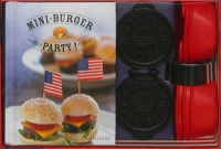 Vignette du livre Mini-burger party !