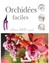 Orchidées faciles - David Squire