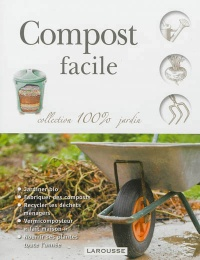Vignette du livre Compost facile: le guide indispensable pour faire son compost...