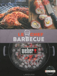 Chef barbecue Weber (Le) - Jamie Purviance