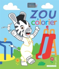 Zou à colorier - Alain Boyer