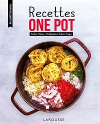 Recettes one pot, Fabrice Veigas