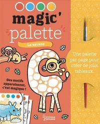 Vignette du livre La savane : magic'palette