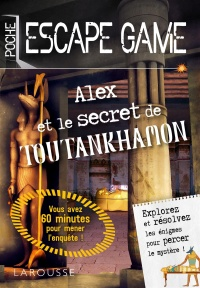 Alex et le secret de Toutankhamon - Vincent Raffaitin