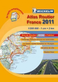 Atlas Routier France 2011 -  N/i