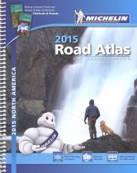 Vignette du livre North America Road Atlas