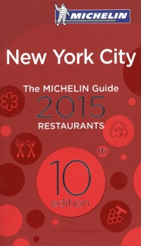 Vignette du livre New York city 2015: restaurants