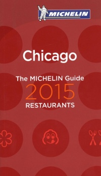 Vignette du livre Chicago 2015: restaurants