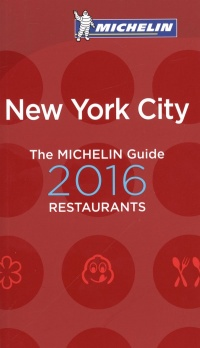 Vignette du livre New York City 2016: Restaurants