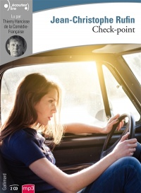 Vignette du livre Check point  2 CD mp3  (8h00)
