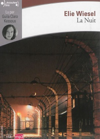 La nuit  1 CD mp3  (4h00) - Elie Wiesel