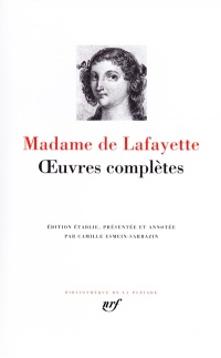 Oeuvres complètes - Marie-Madeleine Pi La Fayette