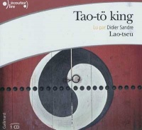 Tao-Tö King CD -  Lao-Tseu
