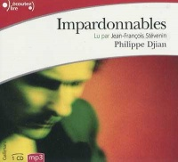 Vignette du livre Impardonnables   1 CD mp3 (6h00)