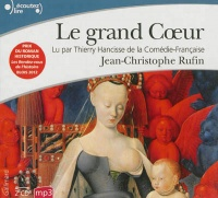 Vignette du livre Grand coeur (Le) 2 CD mp3  (14h15)