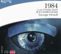 Vignette du livre 1984  2 CD mp3  (12H00) - George Orwell