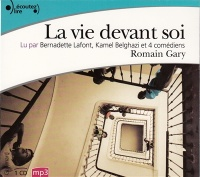 La vie devant soi  CD mp3  (4h50) - Romain Gary