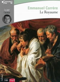 Royaume (Le) 2 CD mp3  (13h30) - Emmanuel Carrère
