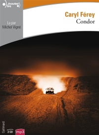 Vignette du livre Condor  2 CD mp3  (14h00)