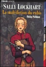 Vignette du livre Malédiction du Rubis, Sally Lockhart (La)