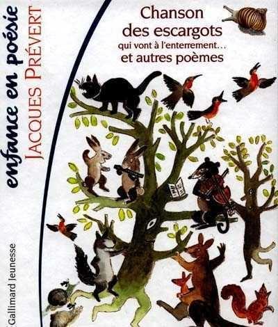 Chanson Des Escargots Qui Vont à Lenterrement Par Jacques