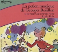 Potion magique de Georges Bouillon (La)  CD - Roald Dahl