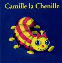 Camille la Chenille - Krings Antoon