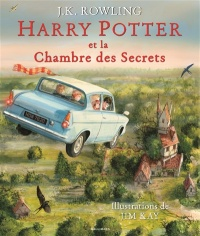 Harry Potter T.2 : Harry Potter et la Chambre des Secrets, Jim Kay