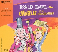 Vignette du livre Charlie et la chocolaterie  1 CD mp3  (3h00)