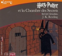 Vignette du livre Harry Potter T.2 :Harry Potter et la Chambre des secrets 3 CD mp3