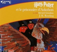 Vignette du livre Harry Potter T.3 Harry Potter et le prisonnier d'Azkaban 2 CD mp3