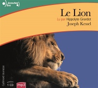 Vignette du livre Lion (Le) 1 CD mp3 (7h00)