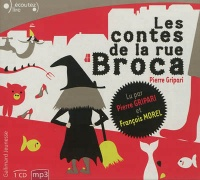 Contes de la rue Broca (Les) 1 CD mp3 (4h00) - Pierre Gripari