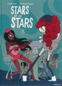 Vignette du livre Stars of the Stars T.1
