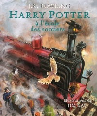 Harry Potter T.1 : Harry Potter à l'École des sorciers, J.K. Rowling