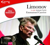 Vignette du livre Limonov  2 CD mp3  (12h40)