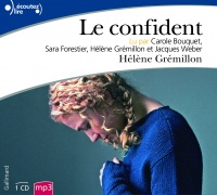 Vignette du livre Confident (Le) 1 CD mp3  (8h00)