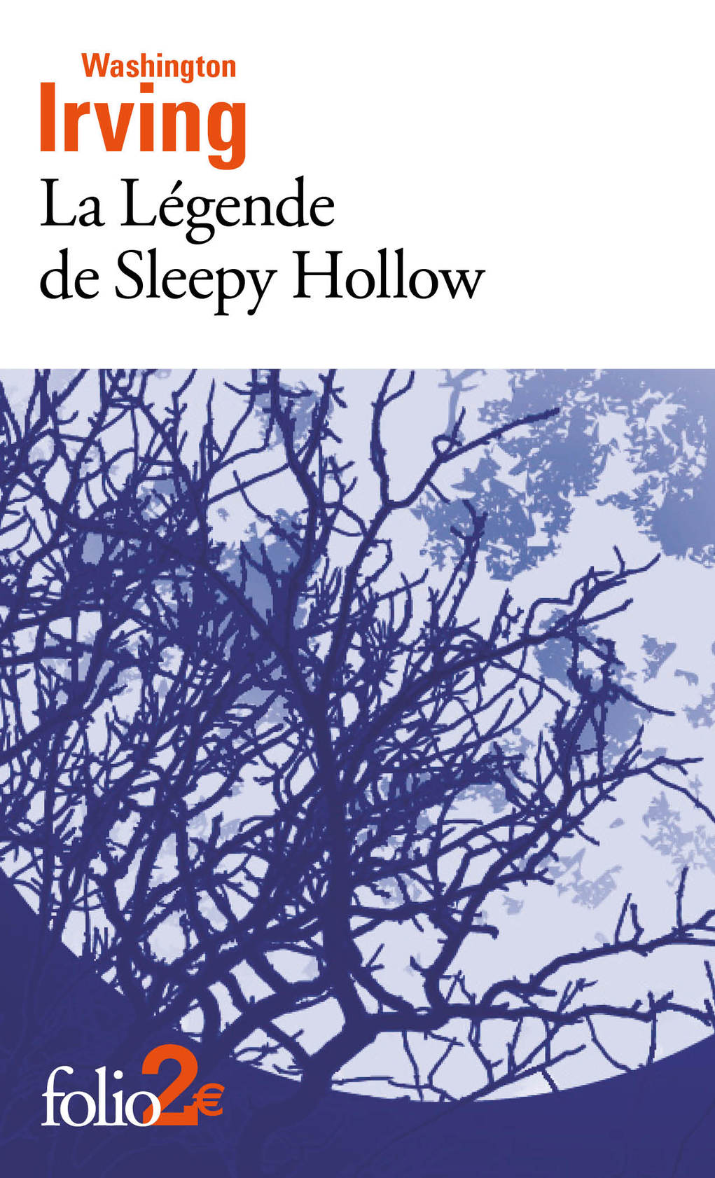 La légende de Sleepy Hollow - Washington Irving