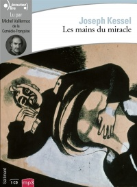 Vignette du livre Les mains du miracle  CD mp3  (9h30)