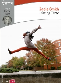 Vignette du livre Swing Time  2 CD mp3  (15h30)