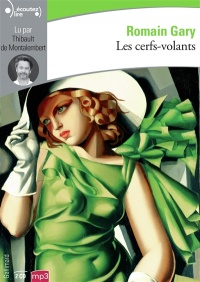 Les cerfs-volants  CD mp3 (10h00) - Romain Gary
