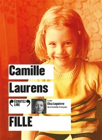 Vignette du livre Fille  CD mp3  (6h00) - Camille Laurens