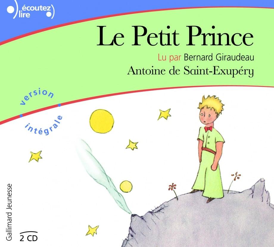 Petit Prince Le Version Integrale Cd