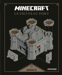 Vignette du livre Minecraft : Le château fort - Craig Jelley, Joe Bolder, Ryan Marsh