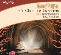 Vignette du livre Harry Potter T.2 : Harry Potter et la Chambre des.. CD mp3(8h00) - J.K. Rowling