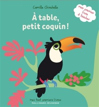 À table, petit coquin ! - Camille Chincholle