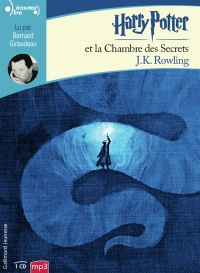 Vignette du livre Harry Potter T.2 : Harry Potter et la chambre...CD mp3  (9h00)