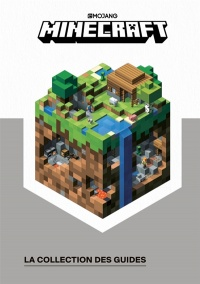 Vignette du livre Coffret Minecraft : la collection des guides officiels