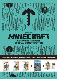 Minecraft : le coffret expert spécial construction, Ryan Marsh