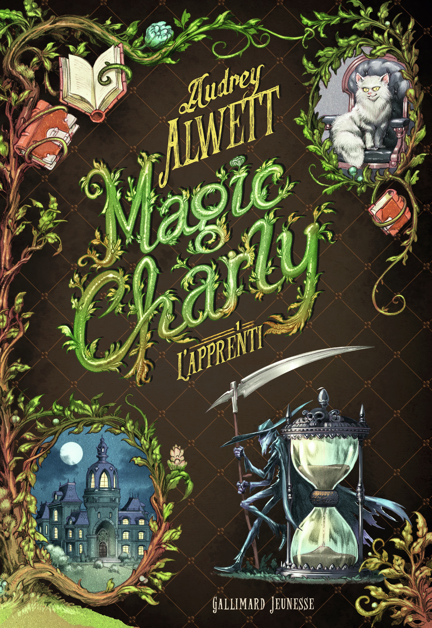 Vignette du livre Magic Charly T.1: L'apprenti